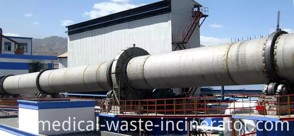 Long working life Rotary Kiln