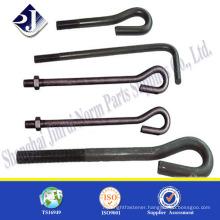 Foundation bolt M24 Foundation bolt type Big bolt