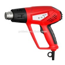 Dupla Handle 2000w Power Paint Remoção Shrink Gun Soldagem Ferramentas Portáteis Elétrica Hot Air Gun GW8252
