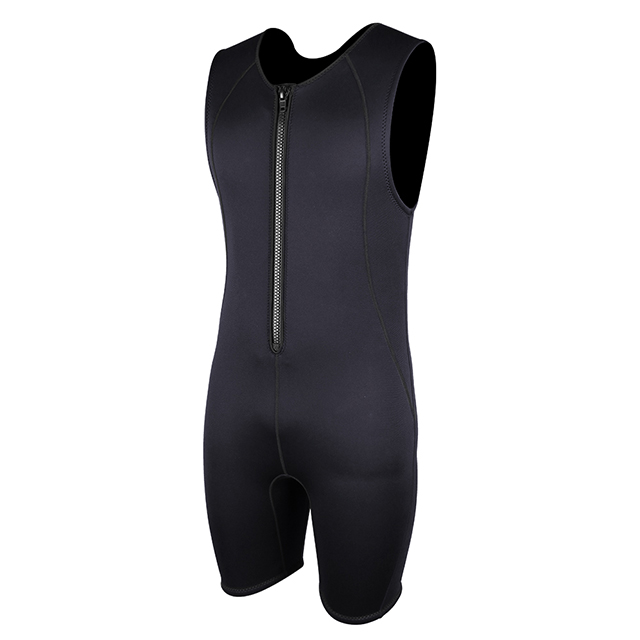 Front Zip Shorty Wetsuits