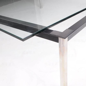 Table basse Le corbusier LC10