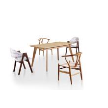 Деревянный обеденный стол для дома и гостиничной мебели
