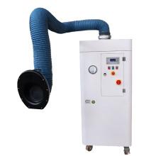Removedor de fumaça de soldagem Coletor de poeira Extrator de fumaça