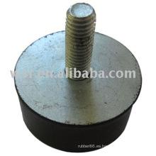 Custom moldeado almacenador intermediario de goma auto