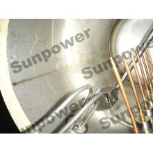 Chauffe-eau solaire pressurisé compact