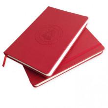Heißer Verkaufs-neuer Entwurfs-Gewohnheit Hardcover-Notizbuch-Drucken