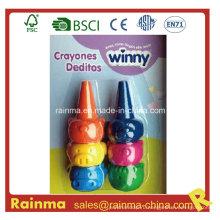 3D Finger Crayon 6PCS для подарков для детей