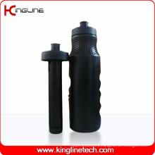 Plastic Sport Water Bottle, Plastic Sport Water Bottle, 750ml Plastic Drink Bottle (KL-6741)