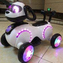 Electric Astrodog Baby Kids Electric Space Dog Moto pour enfants
