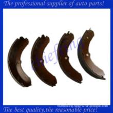 k2255 0449460020 0449460021 04494-60020 04494-60021 for TOYOTA BANDEIRANTE LAND CRUISER car brake shoes