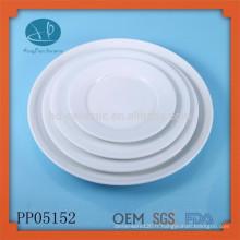 Vaisselle Vaisselle Type et assiette, assiette à la porcelaine, vaisselle, hôtel plats à usage professionnel