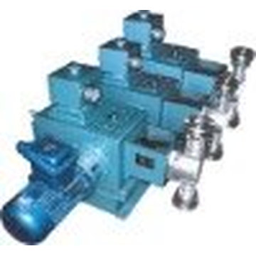3J-D Industrial Multi Heads Plunger Chemical Feed Pump