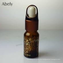 30ml botellas de perfume de los hombres elegantes y frescos