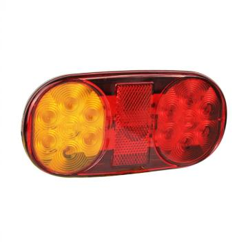 Kapal Submersible LED Semi Trailer Tail Lights