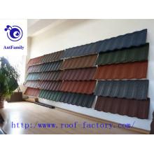 Produtos telhas coloridas na China