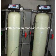 Amaciador de água automático com Fleck 2750st para equipamentos de tratamento de água