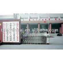 Garderobeschränke Stahl Tor (ferngesteuert)