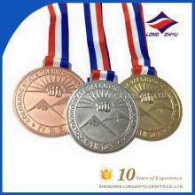 La mode et la médaille de taekwondo colorado america personnalisée à chaud
