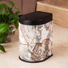 Creative Design Press Dust Bin (H-3LF)