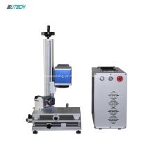 Máquina de marcação a laser de mesa para metal