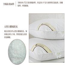 Luxueux 30 % duvet d'oie de haute qualité oreiller