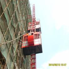 Sc200 / 200 2ton Construction Elevador de elevación Máquinas de obra