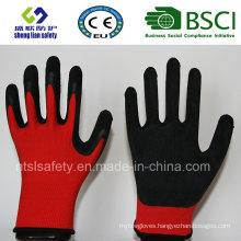 Foam Latex Coated Gardening Safety Gloves