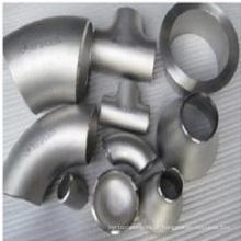 Acoplamento de tubulação / encaixes de tubulação de aço / encaixes de tubulação galvanizados (fundição de precisão)
