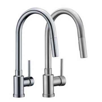 american standard single pull down kitchen faucet