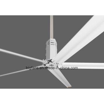 Hvls Electric Powered Industrial Ceiling Fan 7.4m (24.3FT)