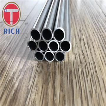 ASTM A268 TP405 TP410 Dilas Tabung Stainless Steel