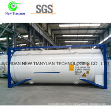 44.75m3 Capacity LNG Tank Container for LNG Transportation or Storage