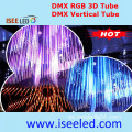 LED direccionable efecto 3D RGB Crystal Tube Waterproof