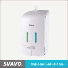 OEM ABS Material Classic Style Press Bathroom Soap Dispenser