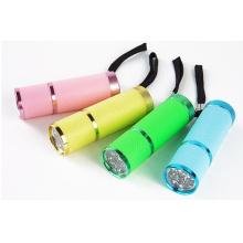 Regalo promocional para 9 LED linterna Ea06016