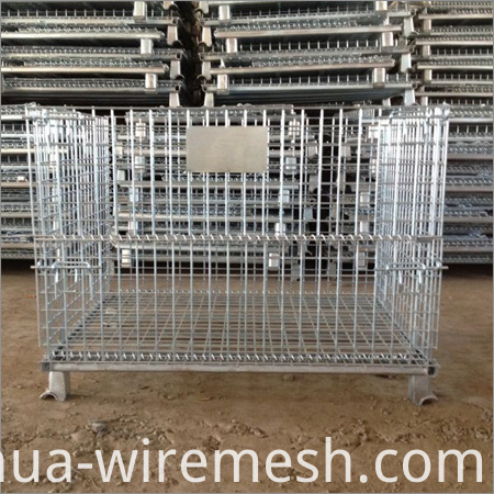 Wire-Mesh-Container