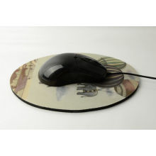 Blank Round Mouse Pad (Dia: 200mm) Hot on Sale