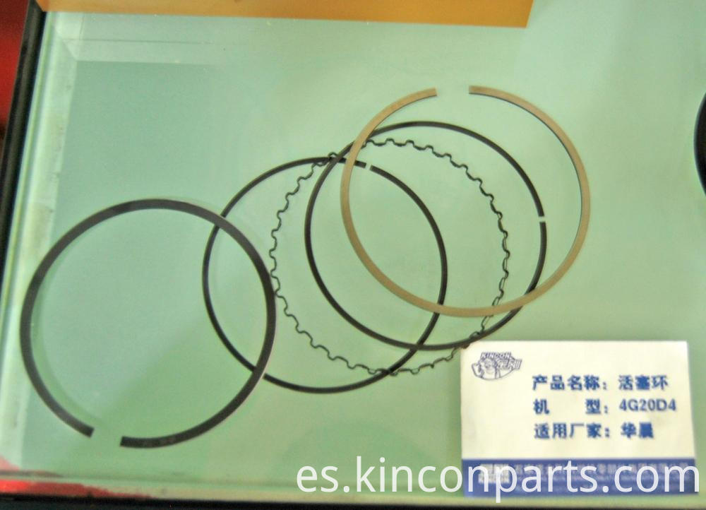 Piston Rings by Size