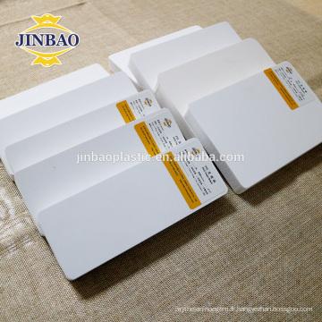 JINBAO production 4x8 pieds xps panneau de mousse pour meubles