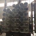 5-stufiges Aluminium-Legierungsrundrohr