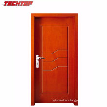 Tpw-075 Solid Teak Apartment Cheap Door