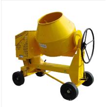 Concrete cement mixer with drum