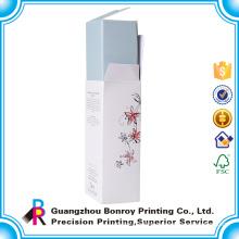 Custom design packaging fashionable luxury perfume gift boxes