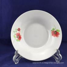 заказ фарфоровая тарелка,дешевые фарфоровая тарелка,миска