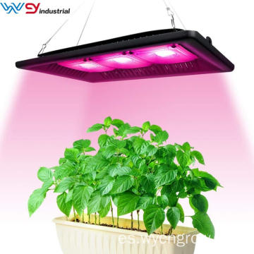 Cob impermeable IP67 Grow Light 450W de espectro completo