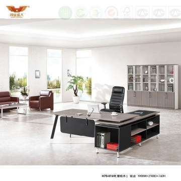High End Modern Particle Board Desk (H70-0169)
