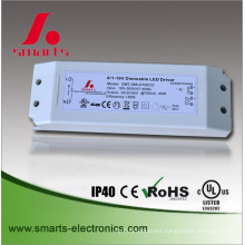 0-900mA 45W 0-10V dimmable led driver 45w led lights driver for led bulb