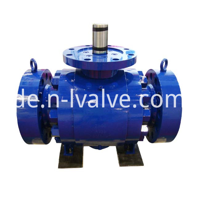 Bare Stem Ball Valve