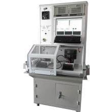 Équipement de test de moteur de fonderie de ventilateur, de faucheuse avec fonction de balayage de code à barres