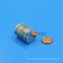 ndfeb rare earth magnet heavy duty magnet disc